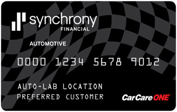 Financing - Auto Lab Kankakee - carcare-one-card_al
